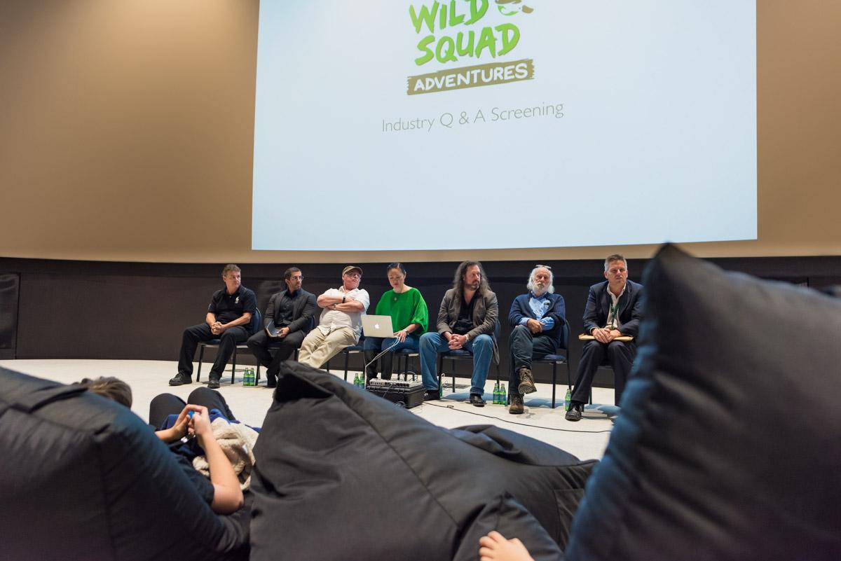 Wild Squad Adventures: Film Industry Q & A Screening